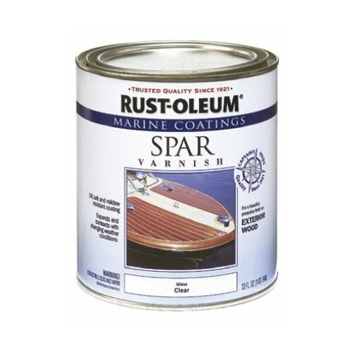 Лак яхтный Rust-Oleum Marine