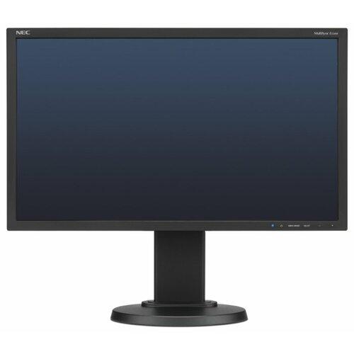 Монитор NEC MultiSync E224Wi 21.5 черный nec multisync v552