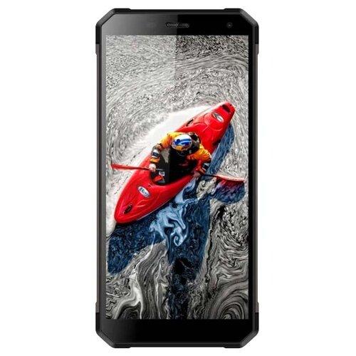 Смартфон Wigor V4 черный