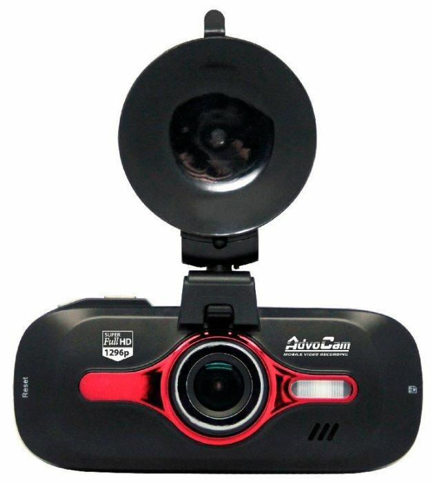 Видеорегистратор AdvoCam FD8 Red-II (GPS+ГЛОНАСС), GPS, ГЛОНАСС — купить по выгодной цене на Яндекс.Маркете