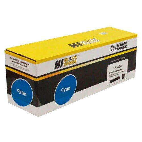 Фото - Картридж Hi-Black HB-TK-590C, совместимый тонер картридж tk 590c