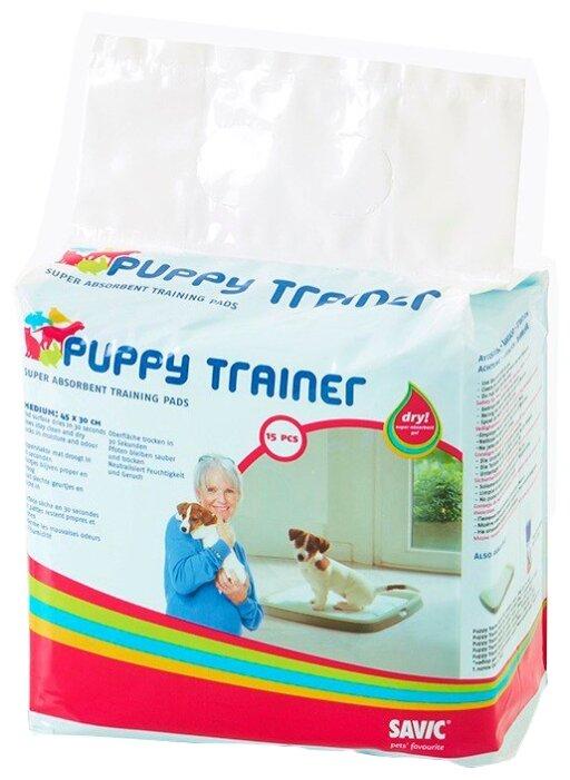 Подстилки Savic Puppy Trainer для собак (45 х 30 см, 15 шт)