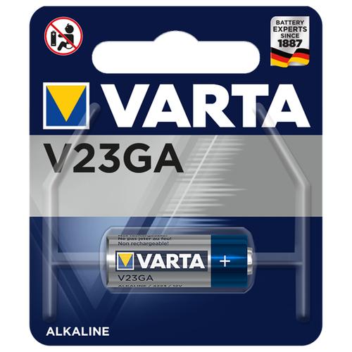 Фото - Батарейка VARTA Professional V23GA 1 шт блистер краска для волос revlon professional revlon professional re044lmuks71