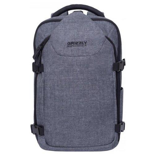 Рюкзак Grizzly RQ-914-1 17 grey (RQ-914-1/2)Рюкзаки<br>