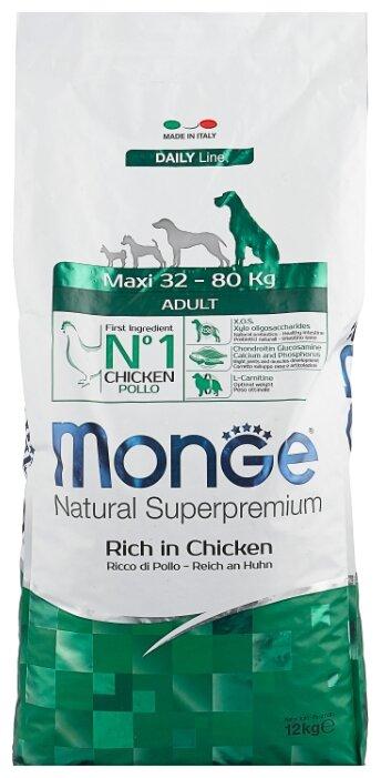 Корм для собак Monge Daily Line