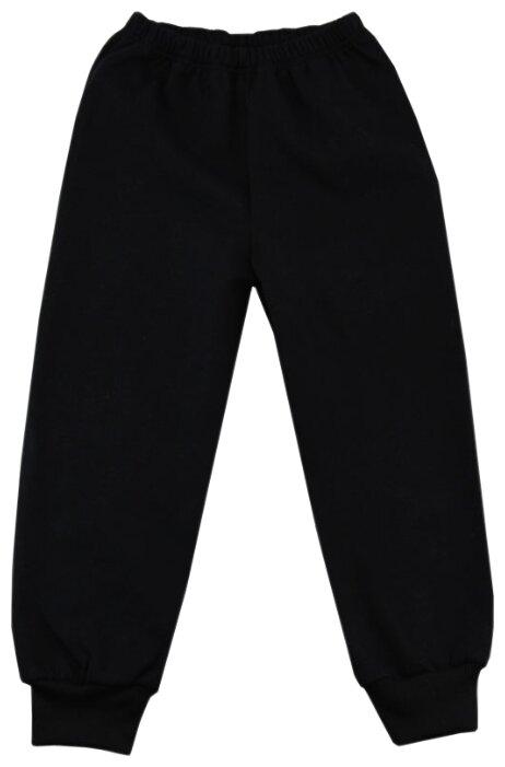 Спортивные брюки TREND размер 122-64(32), черный