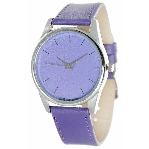 Наручные часы Mitya Veselkov Классика в сиреневом (Color-22) карманные часы mitya veselkov