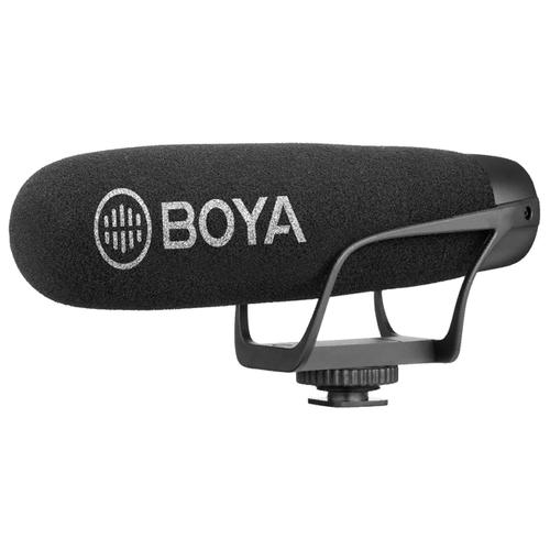 Фото - Микрофон пушка Boya BY-BM2021 микрофон пушка boya by bm2021