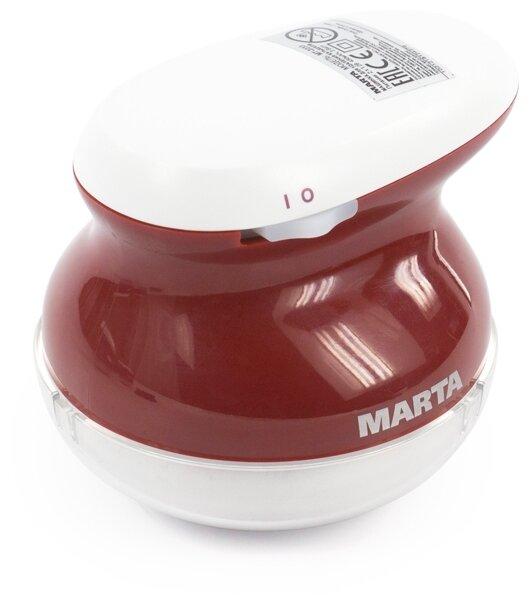 Машинка для удаления катышков MARTA MT-2233 фиолетовый чароит