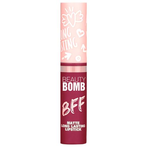 Фото - BEAUTY BOMB Жидкая помада для губ, оттенок 05 Tag Me beauty bomb жидкая помада для губ оттенок 04 eva