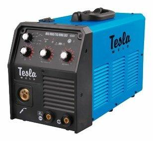 Сварочный аппарат Tesla MIG/MAG/TIG/MMA 303 (TIG, MIG/MAG, MMA)