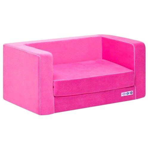 Диван PAREMO Paremo обивка: ткань, розовый фото