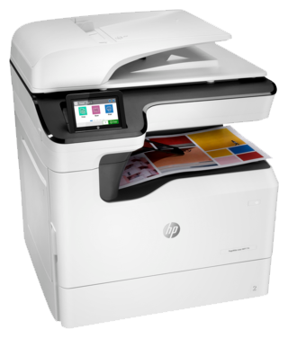 HP МФУ HP PageWide Color 774dn