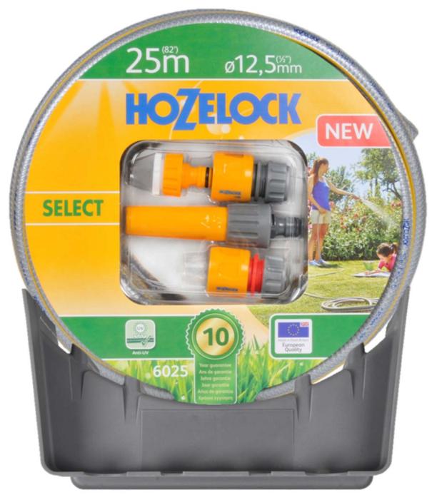 Комплект для полива HOZELOCK стартовый Select 1/2