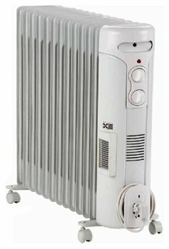 Масляный радиатор ZASS ZC 1230 RF