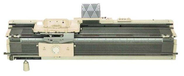 Вязальная машина Silver Reed SK280/SRP60N двухфонтурная