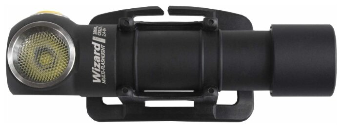 Ручной фонарь ArmyTek Wizard Pro v3 XHP50 Magnet USB + 18650 Li-Ion (тёплый свет)