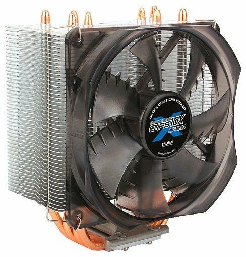 Кулер Zalman CNPS10X Optima 2011 (Intel /LGA775/LGA1150/LGA1155/LGA1156/LGA1366/LGA2011/AMD AM2/AM2+/AM3/AM3+/FM1/FM2)