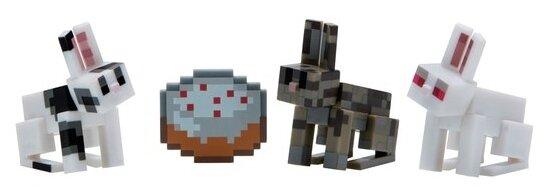 Игровой набор Jazwares Minecraft Кролики 16497