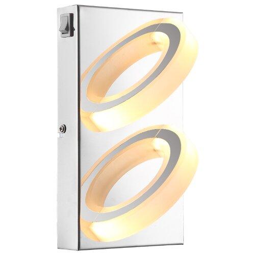 цена на Бра Globo Lighting Mangue 67062-2, с выключателем, 10 Вт