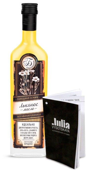 Благодарное Масло льняное 0.1 л
