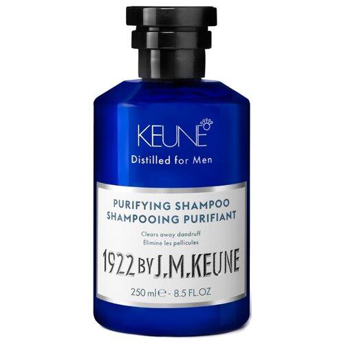 Keune шампунь 1922 for Men Purifying 250 мл keune шампунь 1922 purifying shampoo обновляющий против перхоти 250 мл