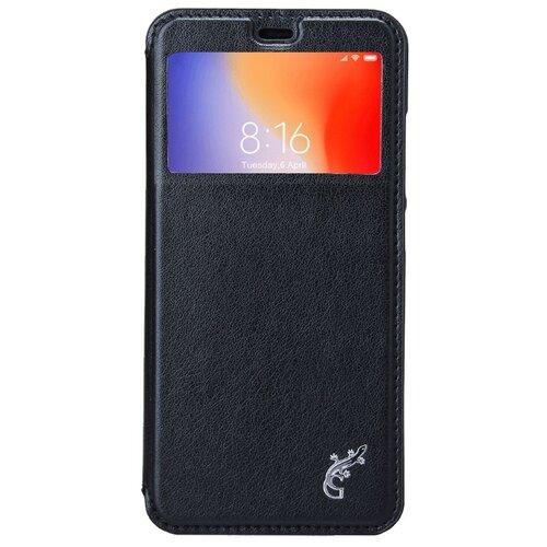 Чехол G-Case Slim Premium для Xiaomi Redmi 6A GG-972 (книжка) черный чехол g case slim premium для xiaomi redmi 4 черный