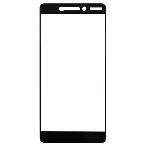 Защитное стекло Akami Fullscreen full glue для Nokia 6.1 (2018) черныйЗащитные пленки и стекла<br>