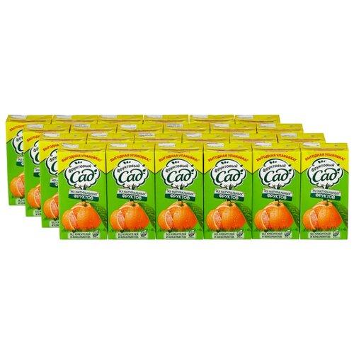 Нектар Фруктовый сад Апельсин, 0.485 л, 24 шт.