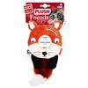 Кольцо для собак GiGwi Plush Friendz Лиса (75402)