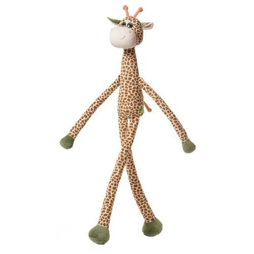 Мягкая игрушка Левеня Жираф Сафари 97 см