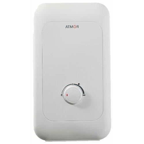 Проточный электрический водонагреватель Atmor ENJOY 100 5 душ кран проточный водонагреватель atmor basic 5 душ