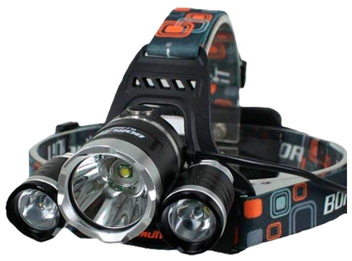 Налобный фонарь Boruit RJ-3000.