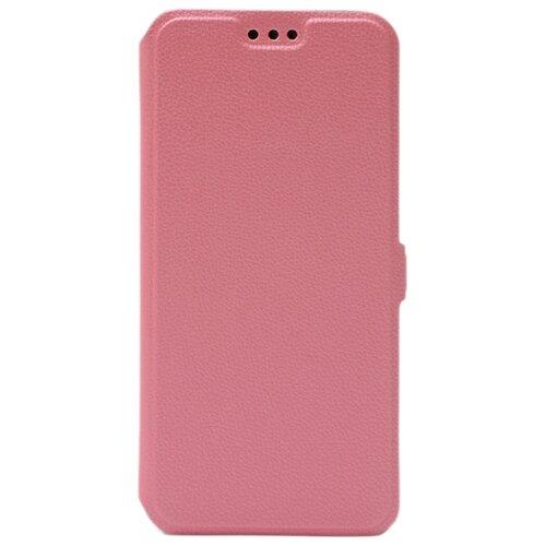 Чехол Gosso UltraSlim Book для Huawei Honor 9 Lite розовый
