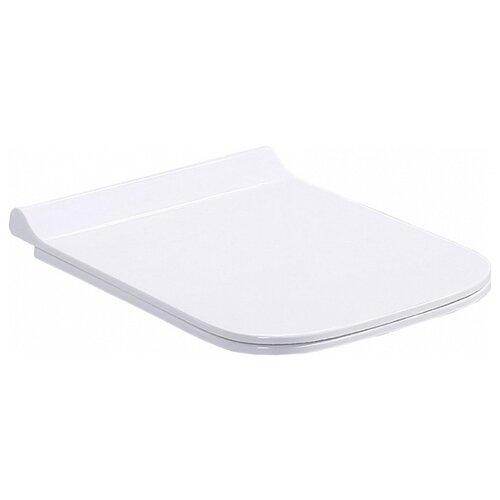 Крышка-сиденье для унитаза BelBagno BB2138SC дюропласт с микролифтом белый сиденье для унитаза belbagno mattino с микролифтом bb2007sc