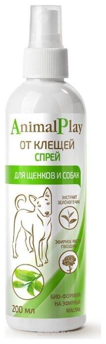 Animal Play Спрей репеллентный для собак 200 мл