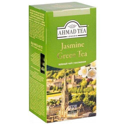 Чай зеленый Ahmad Tea с