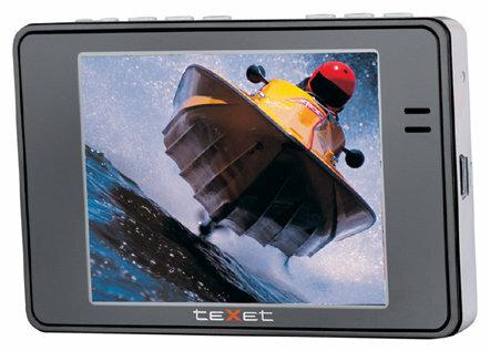 Плеер teXet T-807