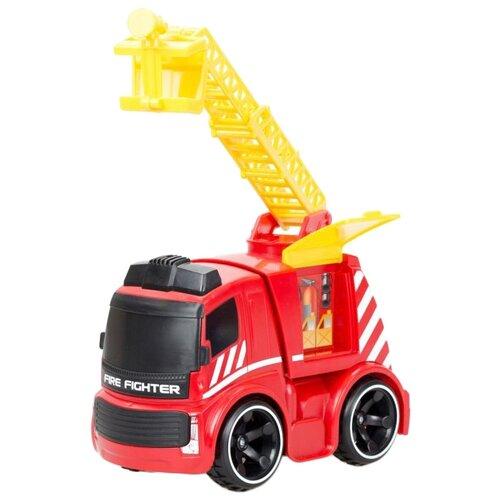 Купить Пожарный автомобиль Silverlit Tooko (81486) красный, Радиоуправляемые игрушки