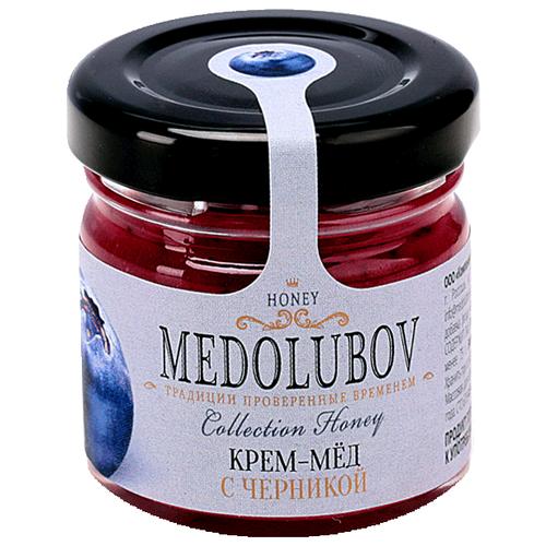 Крем-мед Medolubov с черникой 40 мл