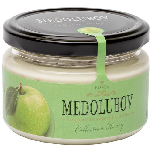 Крем-мед Medolubov с яблоком 250 мл