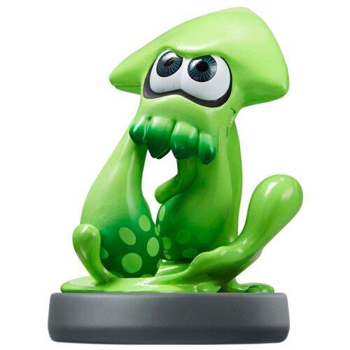 Фигурка Amiibo Splatoon Collection Инклинг-кальмар (зеленый)