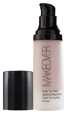 MAKEOVER корректирующая база под макияж HD Skin Equalizer 30 мл cool pink