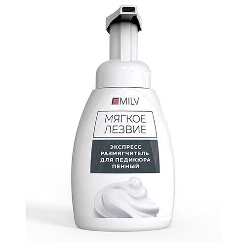 MILV Экспресс-размягчитель для педикюра Мягкое лезвие 250 мл бутылка  - Купить