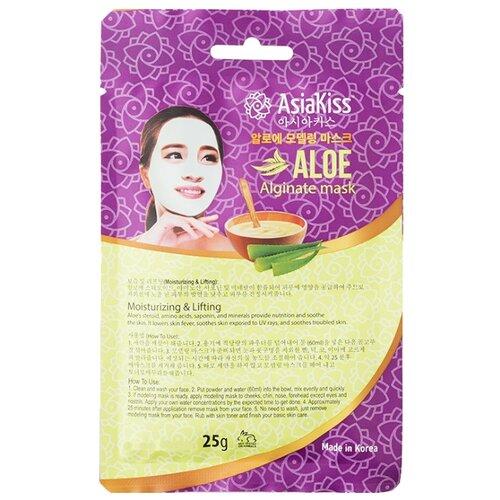 Asiakiss Альгинатная маска с алое, 25 гМаски<br>