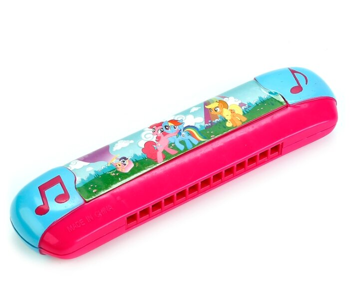 Играем вместе губная гармошка My Little Pony B323587-R4