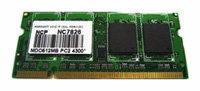 Оперативная память 2 ГБ 1 шт. NCP DDR2 800 SO-DIMM 2Gb
