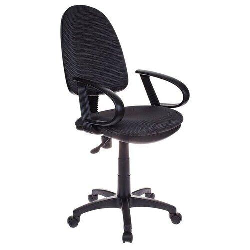 Компьютерное кресло Бюрократ CH-300 офисное, обивка: текстиль, цвет: JP 15-1 серый фото