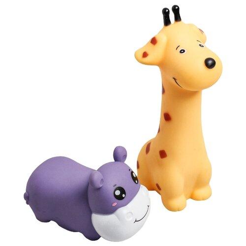 Купить Крошка Я / Развивающая игрушка / Игрушка для ванной / Набор игрушек для купания, 6 шт, Игрушки для ванной