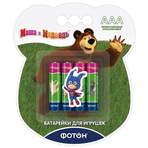Батарейка ФОТОН AAA/LR03